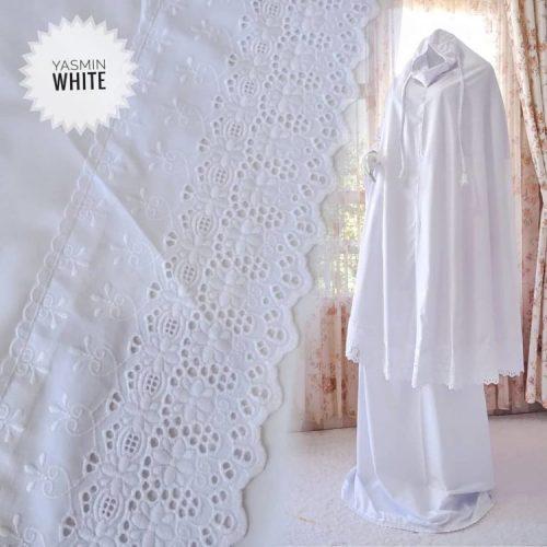 Mukena Putih