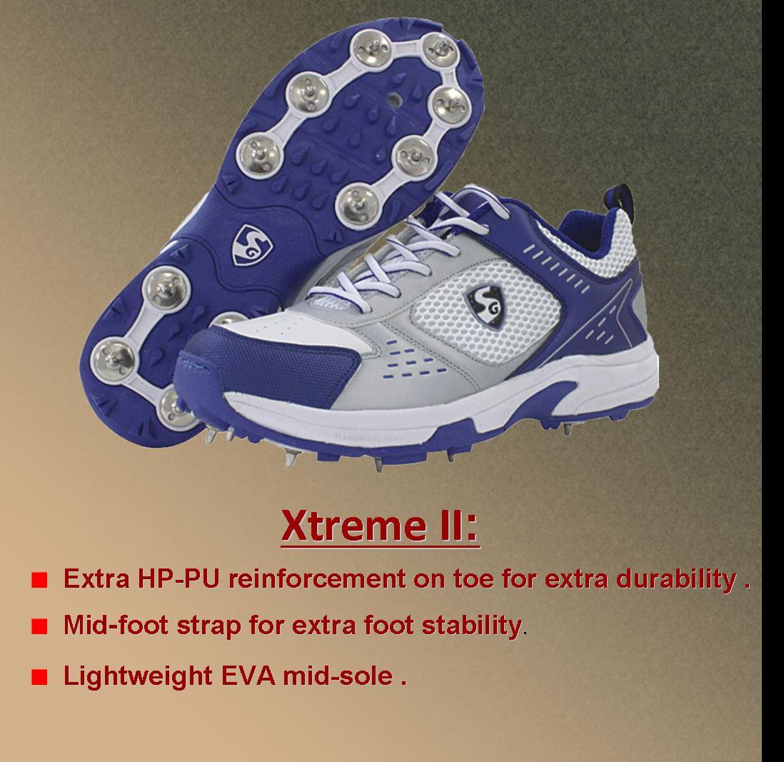 Convertible  SG Cricket Shoes -2