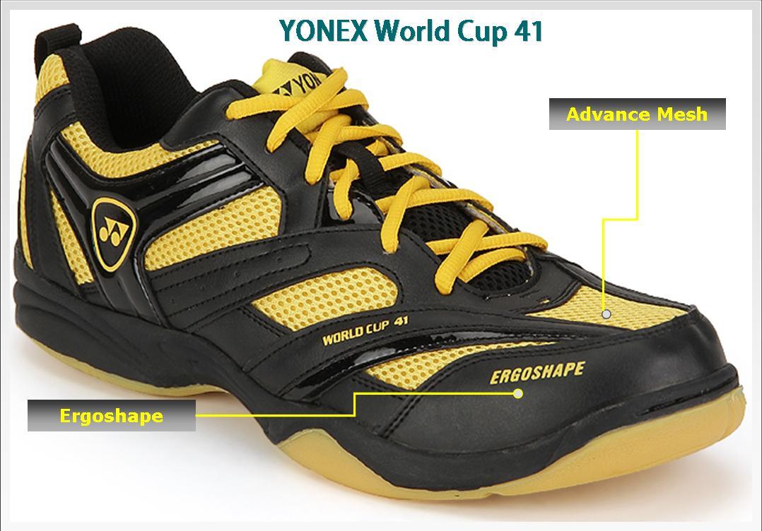 YONEX World Cup 41 Badminton Shoes
