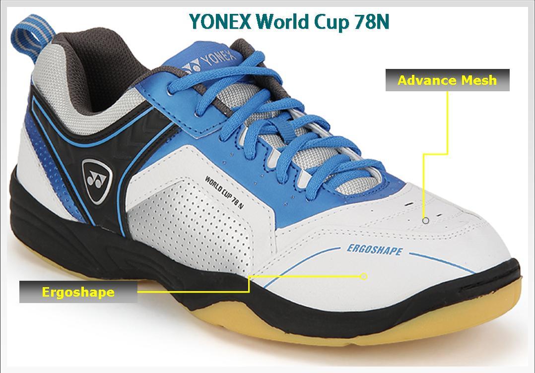 YONEX World Cup 78N Badminton Shoes