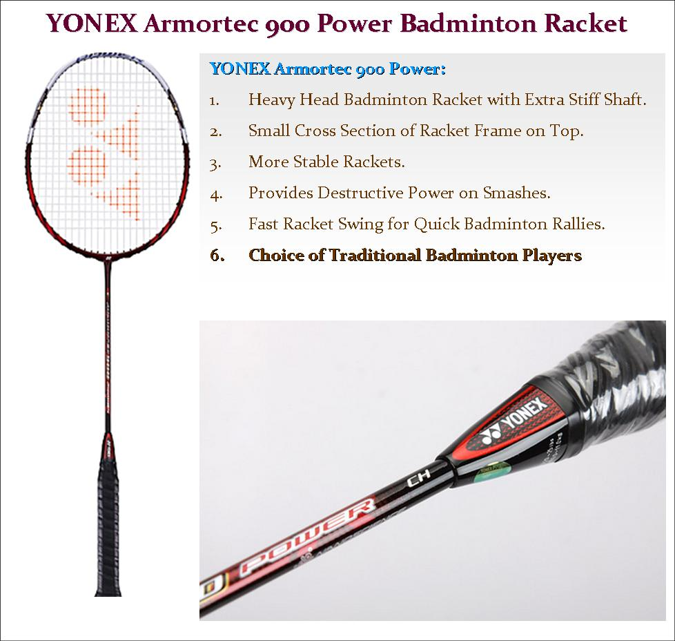 YONEX Armortec 900 power at Khelmart