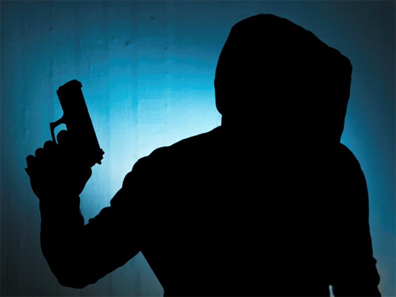 Подробности разбойного нападения в Геническом районе