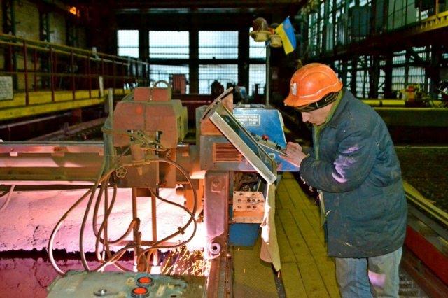 На херсонской верфи Смарт Меритайм Групп модернизируют второй нефтерудовоз