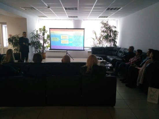 В Херсоне презентовали Стратегию развития аэропорта «Херсон»