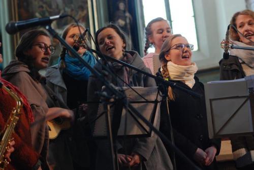 Koncert kutnohorské scholy KUSCH, 7. 4. 2018