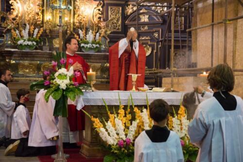 Oslava svátku sv. Jakuba (2020)