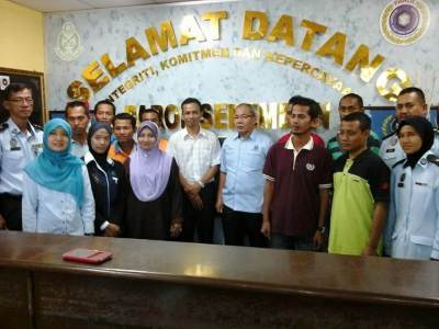 Program intervensi dan motivasi Parol N Sembilan, Jabatan Penjara Malaysia - Universiti Sains Islam Malaysia (USIM).