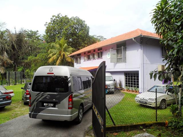 Rumah Perantaraan WPKL