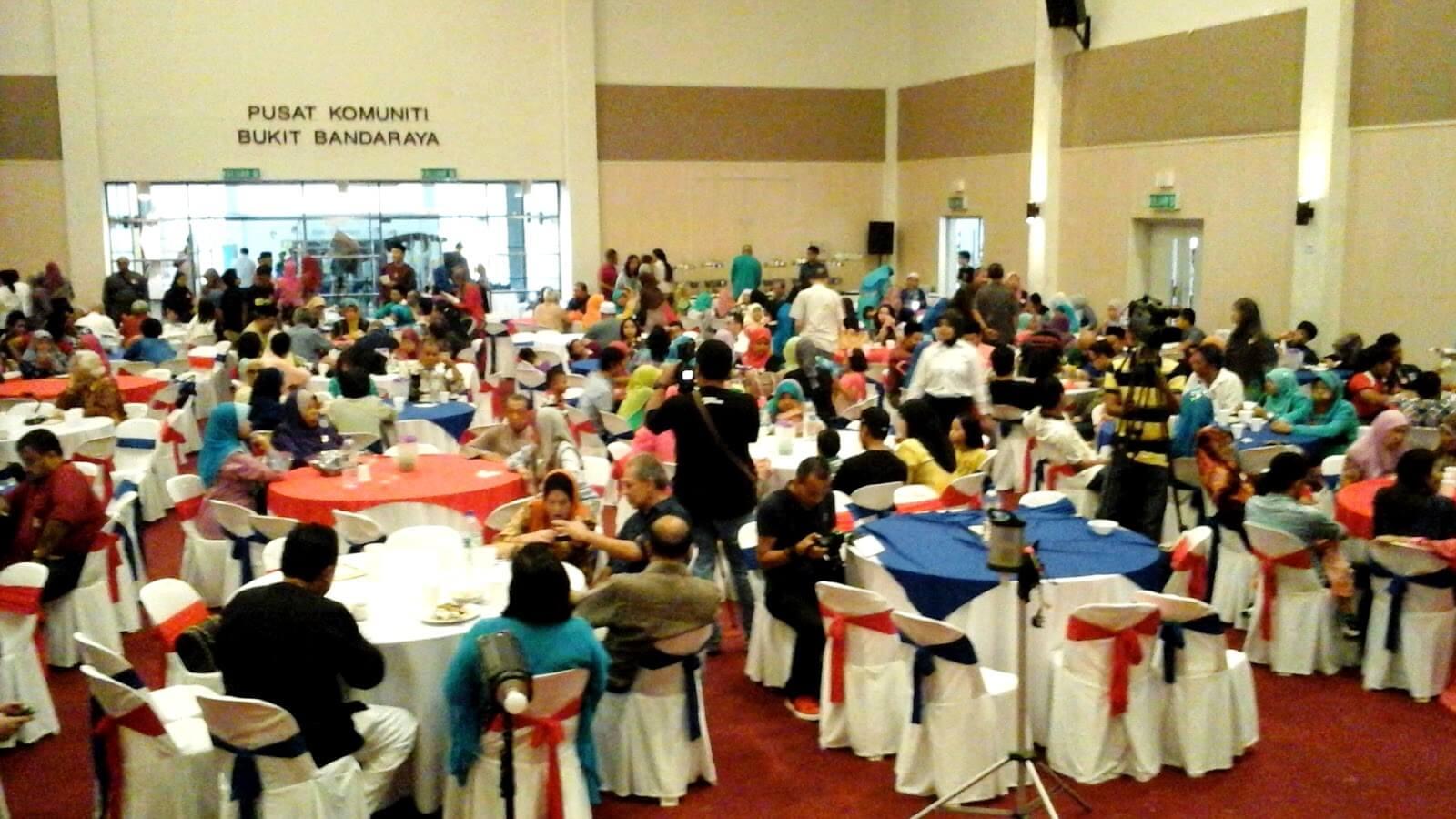 Perhimpunan Hari Keluarga Jamak 2014