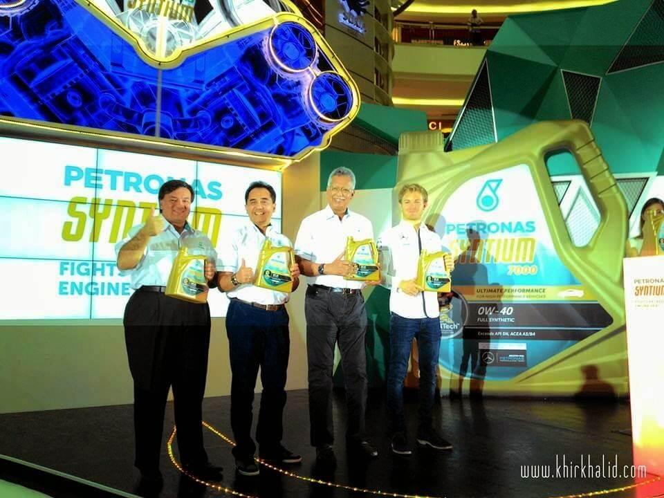 Pelancaran Petronas Syntium Cool Tech