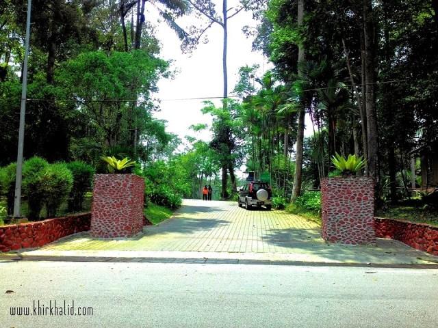 Taman Haiwan, Taman Pertanian Bukit Cerakah,