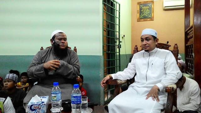 Abang Long Fadhil, Ustaz Mohamad Zuhd, Madrasah As Siddiqin,