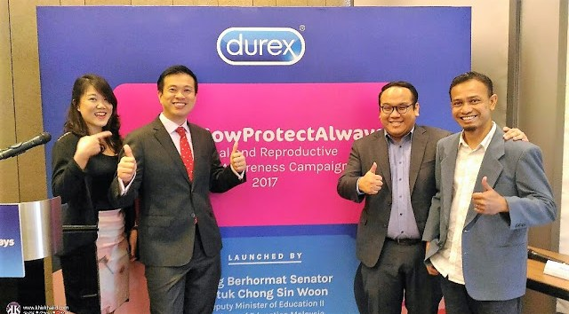 #TalkNowProtectAlways, Durex Malaysia, Perspective Strategies,
