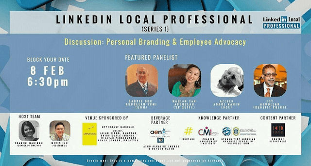 LinkedIn Local Professional (Series 1),