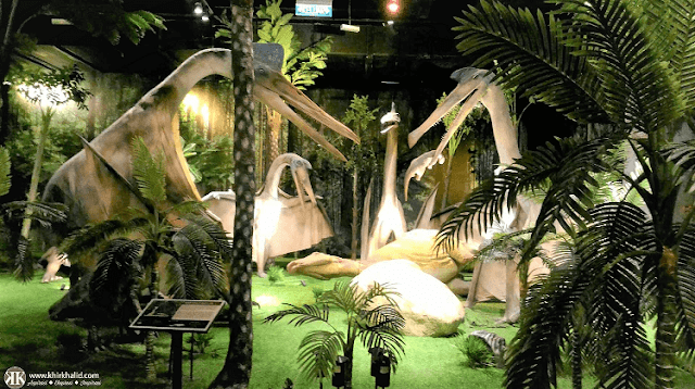Jurassic Research Centre, Sky Avenue, Genting Highlands,