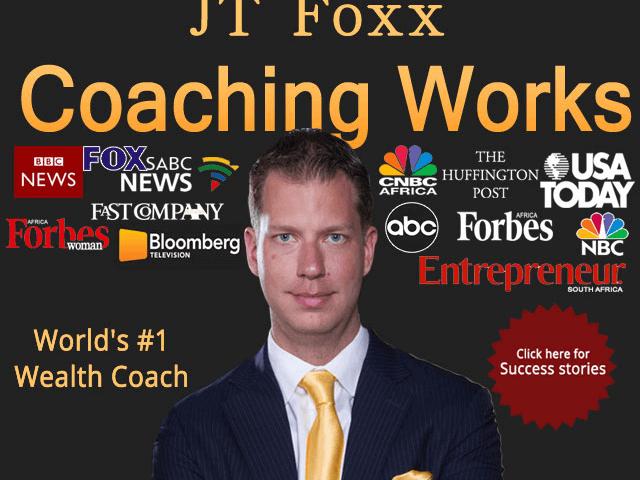 Apa kata JT Foxx tentang personal branding
