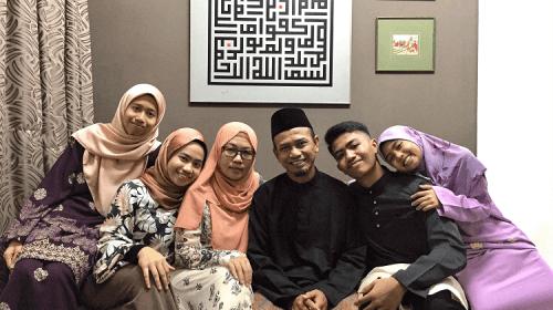 Salam Ceria Hari Raya Aidilfitri 2019