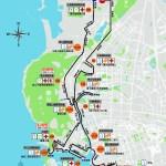 2021高雄富邦馬拉松路線圖