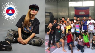 Photo of KHMER RAPPER SANG SOK SEREY DRAWS CONFIDENCE FROM MARTIAL ARTS