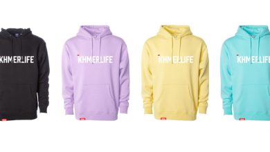 Photo of KhmerLife Hoodies coming soon!