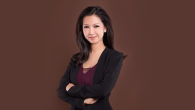 Photo of CEO Cham Krasna / 'I do not want to be perceived as someone's secretary'