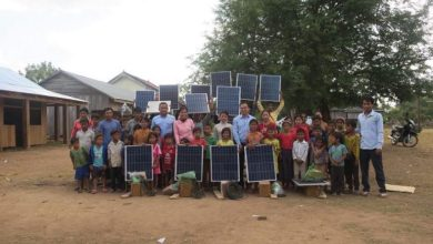 Photo of Solar Power Brings Light to Rural Communities