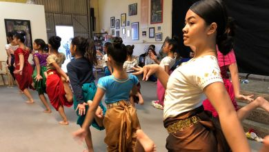Photo of Long Beach Dance Studio Passes Down Cambodian Traditions to Young Students