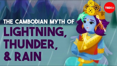 Photo of The Cambodian myth of lightning, thunder, and rain – Prumsodun Ok