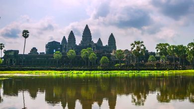 Photo of This Angkor Wat | Cambodia timelapse