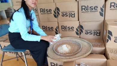 Photo of CAMBODIA: More than 2,500 meals served to Don Bosco technical students thanks to rice-meals from Rise Against Hunger