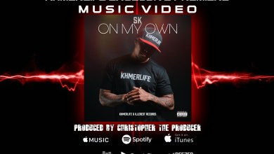 Photo of Khmerlife Exclusive Premiere New Music Video: SK – On My Own