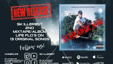 "Photo of SK ILLEREST New Album/Mixtape ""Life Flow's On"" Out Now"