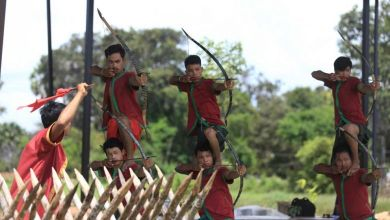 Photo of Aiming far back: Preserving the ancient art of Khmer archery
