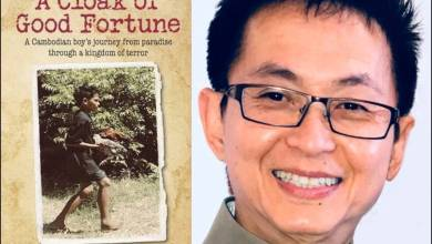 Photo of Cambodian survivor tells dramatic story of 'Good Fortune'