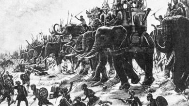 Photo of History: Between The Elephant And The Dragon, Part 1