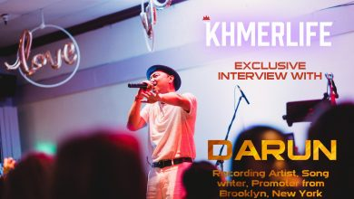 Photo of KhmerLife Exclusive: Interview with Darun