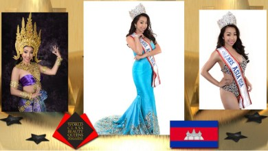Photo of World Class Beauty Queens Magazine interview amazing Queen Niza Oun-Nguyen Mrs. Asia USA
