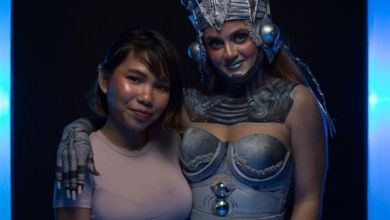 Photo of Cambodian artist finds Hollywood success