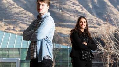 Photo of BYU students, creator of Alexa develop software to preserve Cambodian stories
