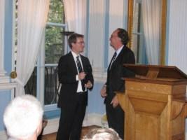 Eerste Van der Knaap Prijs uitgereikt aan Frank Neffke