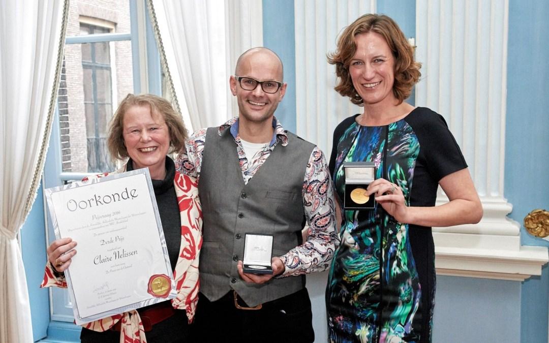 Gouden medaille voor essay over verdraagzaamheid
