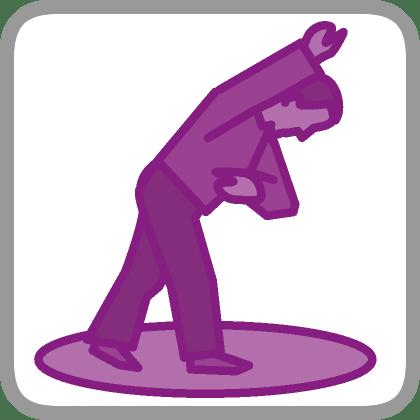 purple personality