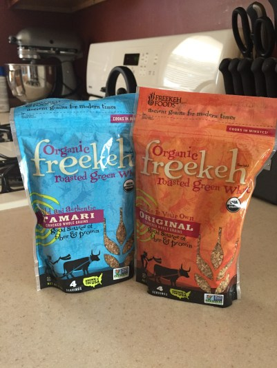 Freekeh Packages