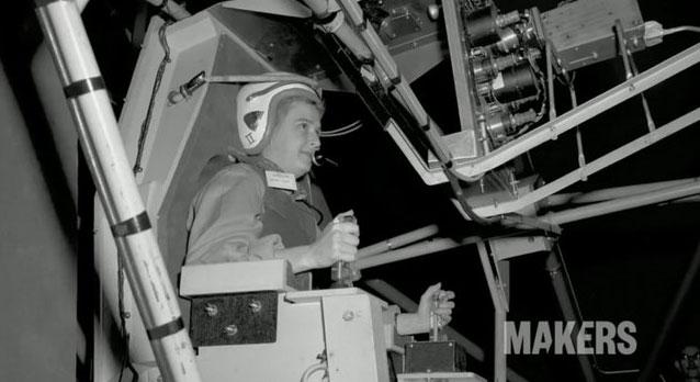 Những phụ nữ Mỹ đầu tiên được huấn luyện bay vào không gian