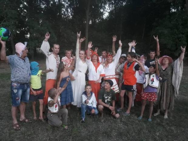 Діти з Буковини відпочивають на Херсонщині