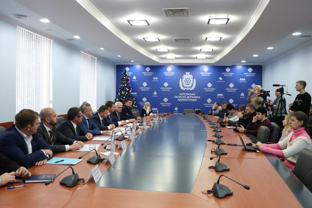 «Херсонщина – край, який активно розвивається!», - Андрій Гордєєв про підсумки 2017 року