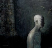 Quiet Zone - Oil on Canvas 28 x 30