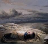 Dawn - Oil on Canvas 28 x 30