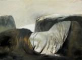 Sleep Depression - Oil On Canvas 22 x 30