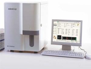 máy xét nghiệm huyết học mindray BC-5300